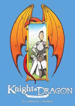Knight & Dragon Logo_White_v3