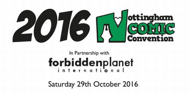 NottinghamComicCon2016